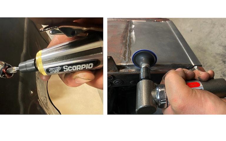 Scorpio maskiner